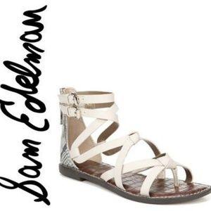 Sam Edelman Women's Gaton Strappy Gladiator Sandal